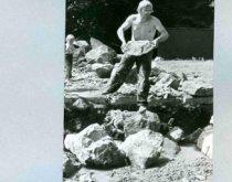 Rokodrom - budovanie základov lezeckej cvičnej skaly