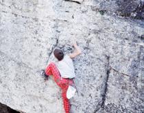 Sveťo Poláček lezie Prešovské requiem 8 RP