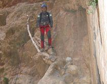 Taghia - Richard Nyéki na berberských lávkach