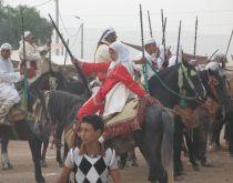 Maroko - Marockí bojovníci