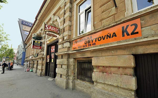 Horolezecký oddiel ŠZ TJ Metropol - Košice