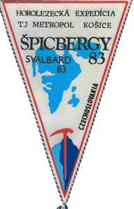 horolezecka-expedicia-spicbergy-1988-vlajka