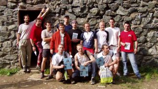 Kubínov memoriál 2008 - účastníci